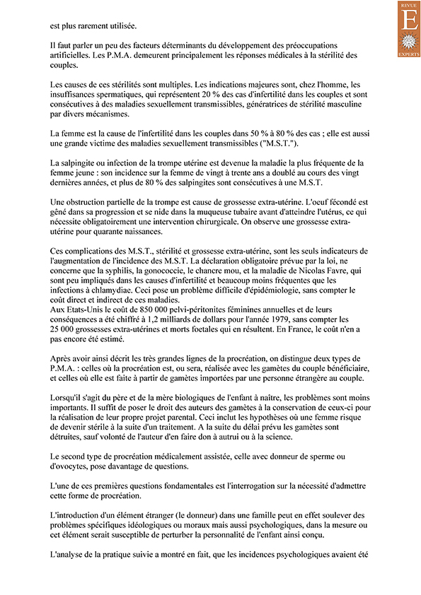 Revue n°6 Le parfum Splendeurs et sublimation créatrice de la ...